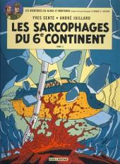 Blake et Mortimer (Les Aventures de) -17b2014- Les Sarcophages du 6e continent - Tome 2
