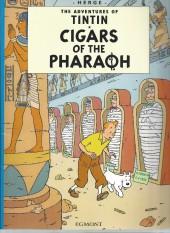Tintin (The Adventures of) -4e- Cigars of the Pharaoh