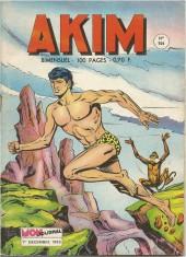 Akim (1re série) -154- Le dieu des marais