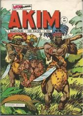 Akim (1re série) -328- L'œil de feu