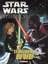 Star Wars (Delcourt / Disney) -6- Épisode VI - Le Retour du Jedi