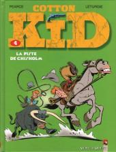 Cotton Kid -4- La piste de Chisholm