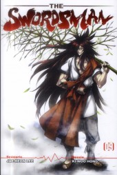 Swordsman (The) -9- Tome 9