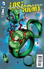 Green Lantern: Lost Army (2015) -1- Part 1