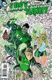 Green Lantern: Lost Army (2015) -5- Untitled