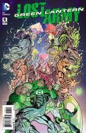Green Lantern: Lost Army (2015) -6- Spectrum