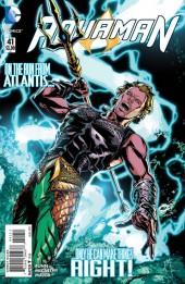 Aquaman (2011) -41- Terra Incognita