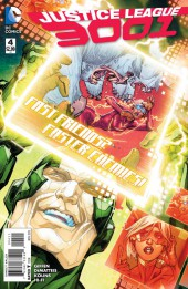Justice League 3001 (2015) -4- It's All Done With Mirrors!