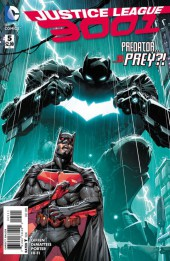 Justice League 3001 (2015) -5- Before the Storm