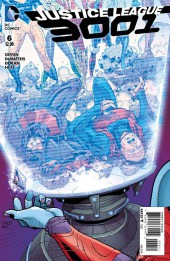 Justice League 3001 (2015) -6- The Storm!