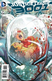 Justice League 3001 (2015) -7- Things Fall Apart!