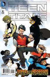 Teen Titans (2014) -9- Rogue Targets, Part 1