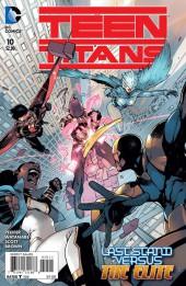 Teen Titans (2014) -10- Rogue Targets, Part 2