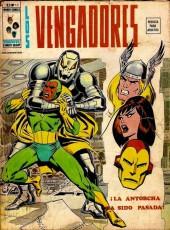Vengadores (Vol.2) (Los) -13- ¡La antorcha ha sido pasada!