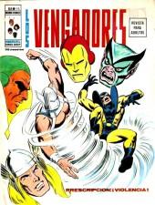 Vengadores (Vol.2) (Los) -15- Prescripción:¡Violencia!