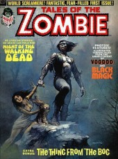 Tales of the Zombie (Marvel comics - 1973) -1- Altar of the Damned