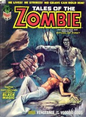 Tales of the Zombie (Marvel comics - 1973)