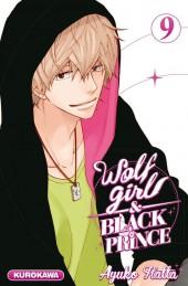 Wolf Girl & Black Prince -9- Tome 9