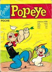 Popeye (Cap'tain présente) -155- Les diamants de la planète Mars