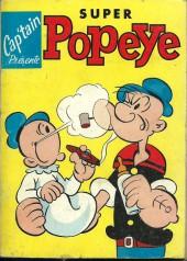 Popeye (Cap'tain présente) -REC04- Album n°4 (du N°16 au N°20)