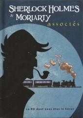 Sherlock Holmes - La BD dont vous êtes le héros -3- Sherlock Holmes & Moriarty associés