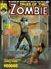 Tales of the Zombie (Marvel comics - 1973) -4- The Law and Phillip Bliss