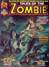 Tales of the Zombie (Marvel comics - 1973) -5- Palace of Black Magic