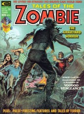 Tales of the Zombie (Marvel comics - 1973) -8- The graveyard horror