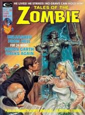 Tales of the Zombie (Marvel comics - 1973) -9- Simon Garth walks Again