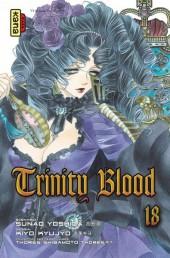 Trinity Blood -18- Tome 18