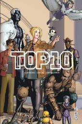 Top 10 (Urban Comics) -INT- Top 10, L'intégrale