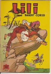 Lili (L'espiègle Lili puis Lili - S.P.E) -24- Bandit corse
