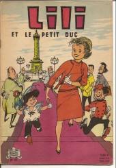 Lili (L'espiègle Lili puis Lili - S.P.E) -27- Lili et le petit duc