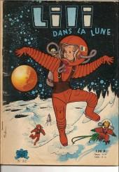 Lili (L'espiègle Lili puis Lili - S.P.E) -32- Lili dans la lune