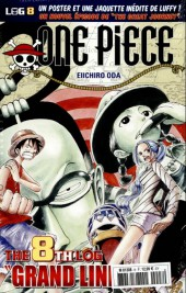 One Piece - La collection (Hachette) -8- The 8th Log