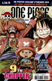 One Piece - La collection (Hachette) -9- The 9th Log