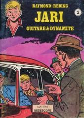 Jari -6- Guitare et dynamite