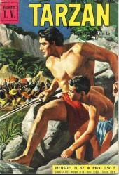 Tarzan (2e Série - Sagédition) (Vedettes T.V.) -32- Le sacrifice
