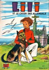 Lili (L'espiègle Lili puis Lili - S.P.E) -43- Et le chien des allendale