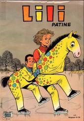 Lili (L'espiègle Lili puis Lili - S.P.E) -44- Lili patine