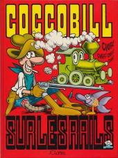 Coccobill -2- Sur les rails