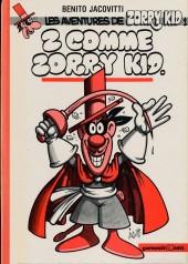 Zorry Kid -1- Z comme Zorry Kid