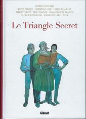 Le triangle secret -INTb14- Le triangle secret - Intégrale