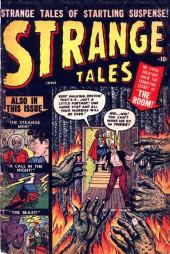 Strange Tales (Marvel comics - 1951) -1- The Strange Men