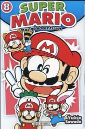 Super Mario - Manga Adventures -8- Tome 8
