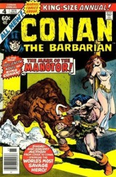 Conan the Barbarian Vol 1 (Marvel - 1970) -AN04- The mark of the manotaur!