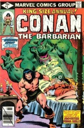 Conan the Barbarian Vol 1 (Marvel - 1970) -AN05- Bride of the conqueror