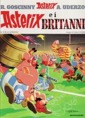 Astérix (en italien) -8b02- Asterix e i Britanni