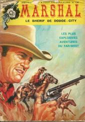 Marshal, le shérif de Dodge city -1- Le blessé du saloon