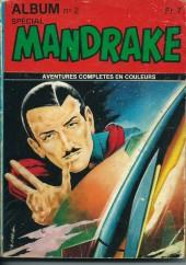 Mandrake (4e Série - Remparts) (Spécial - 2) -Rec02- Album N°2 (du n°9 au n°10)